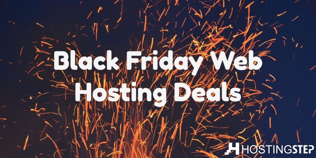 black friday web hosting deals