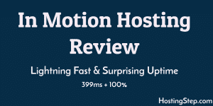 InMotion Hosting Reviews 2019 9