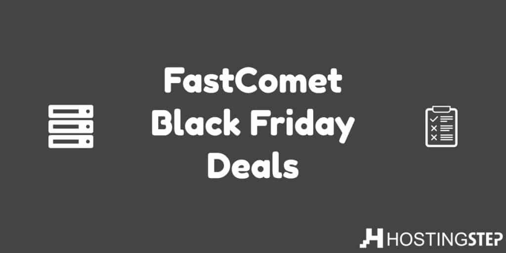 FastComet Black Friday 2