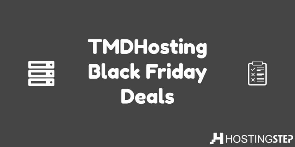 tmdhosting black friday deals