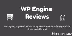 WP Engine Reviews 2019 3