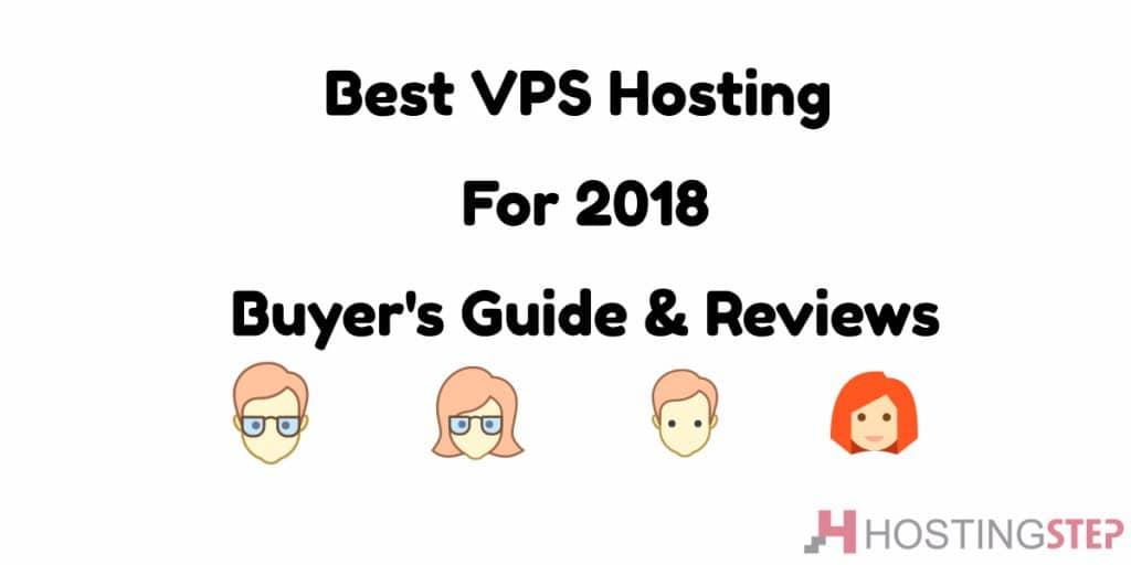 Best VPS Hosting for 2018