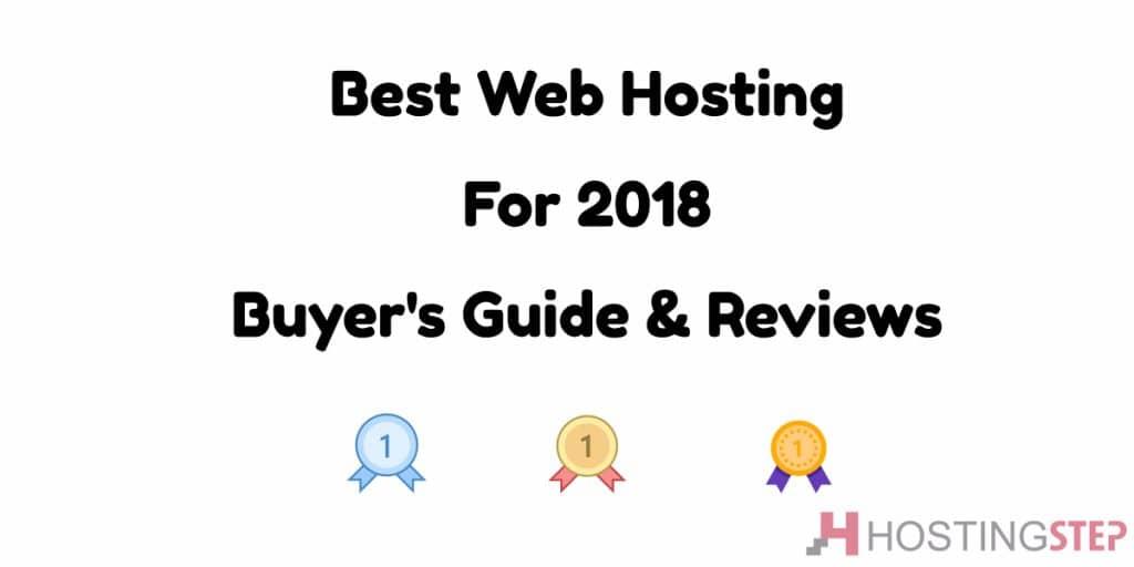 Best Web Hosting for 2018