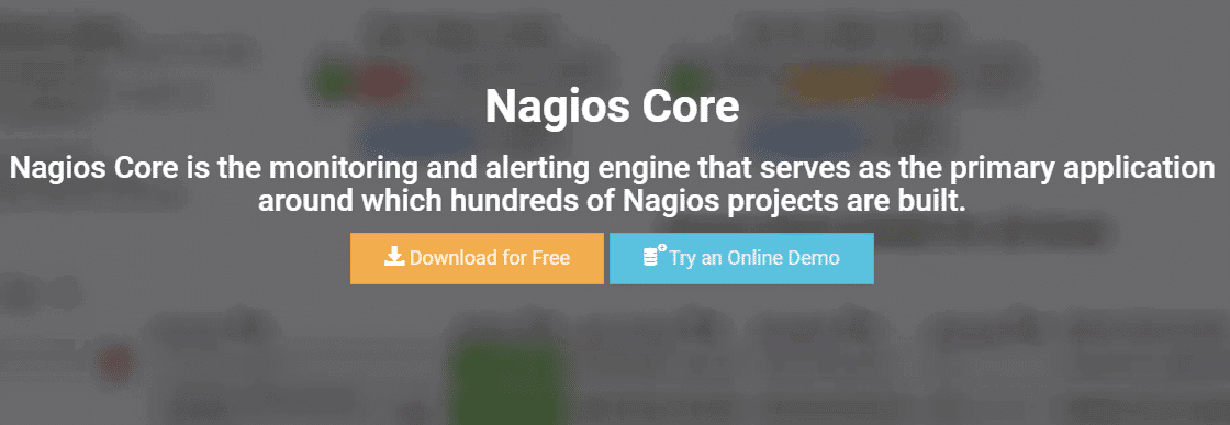 Nagois Free Server Monitoring tools