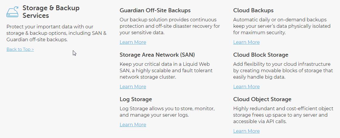 Liquid Web Cloud Sites Reviews 6