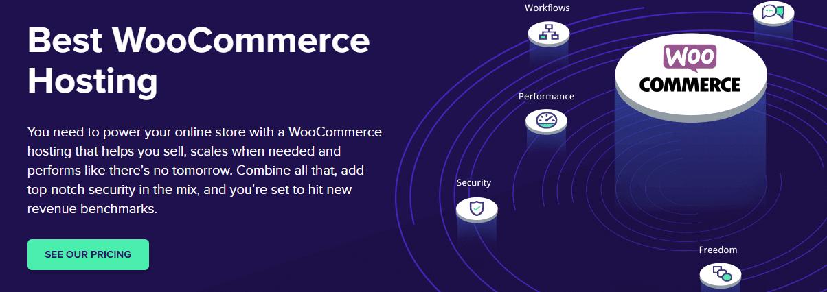 Best Managed WooCommerce Hosting