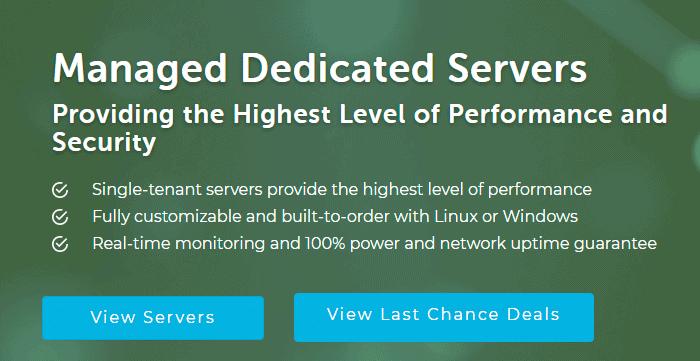20 Best Dedicated Server Hosting of 2019 Reviews 1