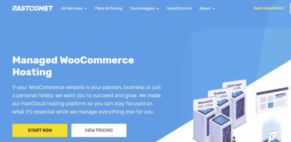 Best Managed WooCommerce Hosting 2019 Reviews 5