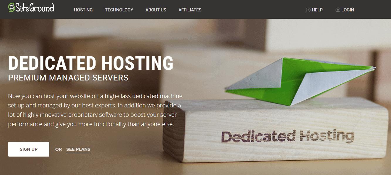 5 Best Dedicated Server Hosting UK in 2019 Reviews 2