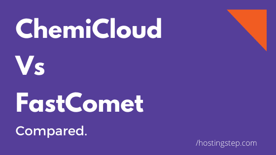 ChemiCloud Vs FastComet