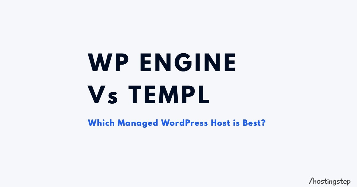 WP Engine Vs Templ